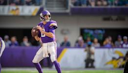 Vikings QB Kirk Cousins named 11th best quarterback in the NFL