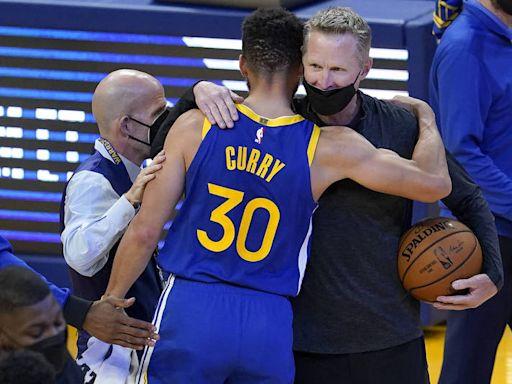 NBA》比喬丹、Kobe還誇張! 勇士主帥點出柯瑞特別之處