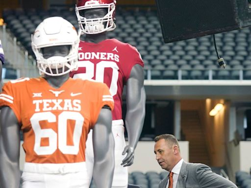 Texas and OU are officially SEC-bound. The remaining Big 12 schools vow not to panic.