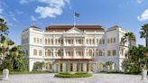 新加坡百年歷史地標酒店 新加坡萊佛士酒店重新開幕迎賓