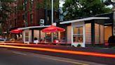 紐約有家餐廳由塑膠瓶蓋成,能抗颶風且採光佳