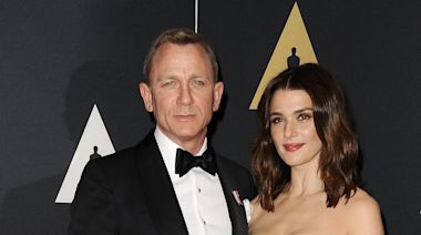 Rachel Weisz Says Husband Daniel Craig Is Doing 'Very Well' After Ankle Injury on James Bond Set