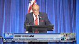 WATCH: Rudy Giuliani Impersonates Queen Elizabeth, Calls Mark Milley an 'Assh*le' in Bizarre 9/11 Speech
