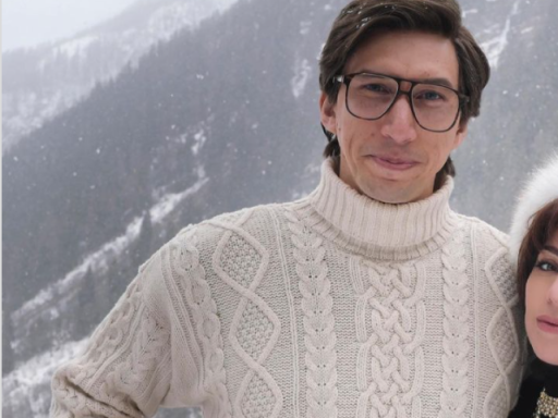 OMG, Filming Just Wrapped on the New Lady Gaga, Adam Driver Movie, 'House of Gucci'