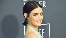 Lucy Hale's Hair Makeover: 'PLL' Star Debuts New Red Locks — Before & After Pics