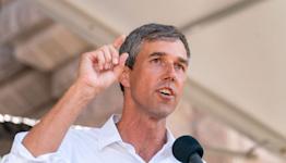 Beto O'Rourke blasts 'Biden administration failures' on Haitian migrant surge