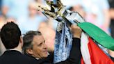 On this day in 2012: Roberto Mancini agrees new five-year Manchester City deal