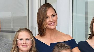 Jennifer Garner Marvels at Daughter Violet's Growth as She Celebrates Her 15th Birthday