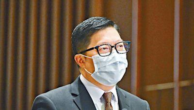 鄧炳強:紀律部隊八員涉嘲殉職女警被停職