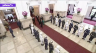 【520就職】蔡英文就職典禮宣誓 展開第二任總統任期|Yahoo TV