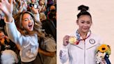Sunisa Lee Sends Her Family 'Love' After Their Celebration of Her Gold Medal Win Goes Viral