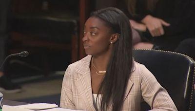 美國女子體操選手批體育制度縱容性侵行為