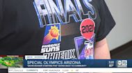 Devin Booker makes big impact with Special Olympics Arizona athletes