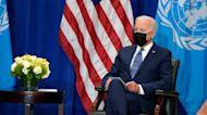 Biden using U.N. speech to defend ending Afghan war
