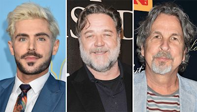 ... 'The Greatest Beer Run Ever' With 'Green Book's Peter Farrelly & Skydance; Zac Efron & Russell Crowe To...