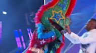 The Masked Singer: You Won't Believe Who Is Under The Chameleon Mask!