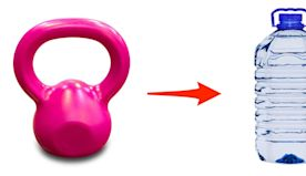 Simple Gym Equipment Swaps That'll Make Your Home Workouts More Effective