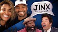Jinx Challenge with Ciara and Russell Wilson