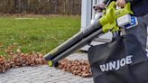 Sun Joe's $101 cordless blower/vacuum/mulcher makes leaf cleanup easy, more in New Green Deals