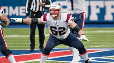 What moves will Patriots make to ensure a good offensive line stays strong?