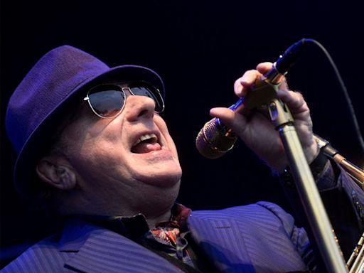 Van Morrison Sings for the Voiceless