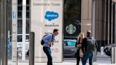 Salesforce Boosts Sales Outlook as Covid-19 Continues to Lift Demand