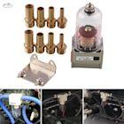 【王哥促銷】6mm 10mm 12mm 空氣過濾器小型真空過濾器汽車通用改裝機油濾清器SH雜貨LM323