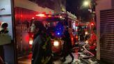 北市大安區公寓凌晨火警 一家7口驚醒逃生!疏散29名住戶幸無人傷