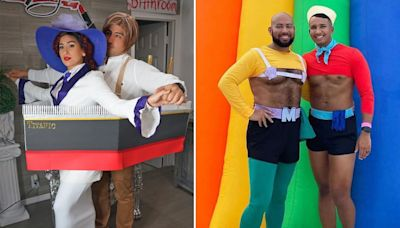 19 couples Halloween costumes you won't see everyone else wearing this year