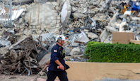 Search for bodies at site of Florida condo collapse concludes with one still missing