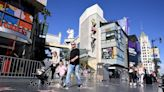 Hollywood economy gains traction as tourists, events return