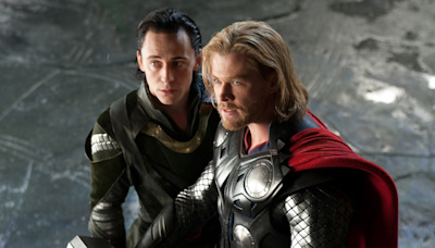 Chris Hemsworth Marks 10 Years of THOR with Throwback Photo