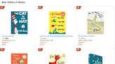Dr. Seuss books soar on Amazon's best sellers list after publisher drops some titles
