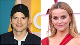 Ashton Kutcher to star opposite Reese Witherspoon in house-swapping rom-com from Netflix