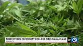 Cannabis courses begin soon at Three Rivers Community College