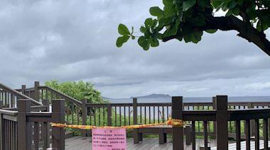 基隆觀光管制持續至7/12 各景點關閉、基隆嶼封島