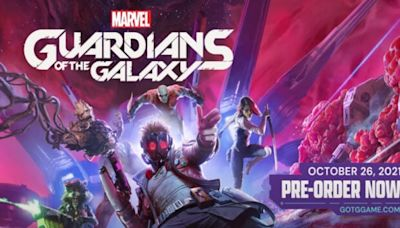 The 'Guardians of the Galaxy' Video Game Trailer Really Wants to Remind You of the Movies (Video)