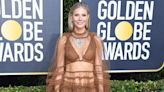 Gwyneth Paltrow Wore A Sheer Fendi Dress To The Golden Globes