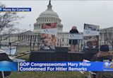 GOP Congresswoman Mary Miller Condemned For Hitler Remarks