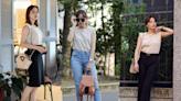 """【OUTFIT】今年夏天必備時髦單品""""墊肩T恤""""的一衣多穿"""