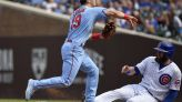 Cubs can't stop Cardinals from extending winning streak to 15