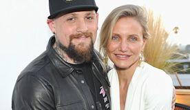 Benji Madden calls Cameron Diaz the 'Best Mom and Wife and Friend'