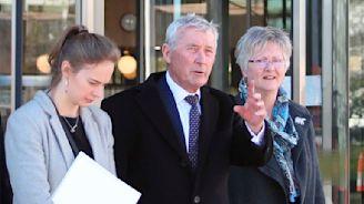 2 whistleblowers appear in Australian court over leaks