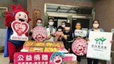 疫情衝擊尖石水蜜桃農 竹市百貨業者伸援手