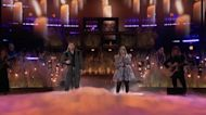 The Voice: Kenzie Wheeler And Kelly Clarkson Perform When You Say Nothing At All