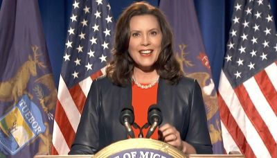 Whitmer defends avoiding restrictions in Michigan despite surging COVID-19 cases