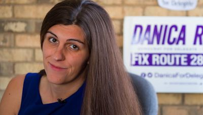 First transgender state lawmaker says LGBT+ people 'have to care' about politics