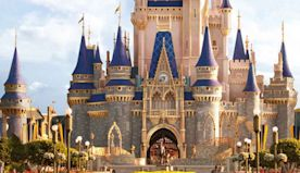 Walt Disney World's Cinderella Castle Is Going to Look A Little Different