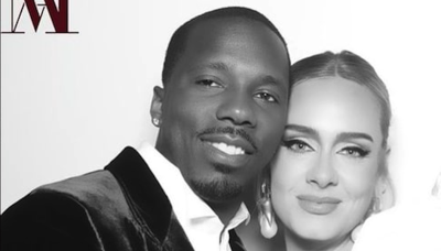 Adele Goes Instagram-Official With Boyfriend Rich Paul