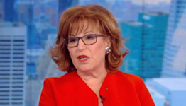 'The View': Joy Behar Slams Fox News 'Hypocrisy' for Criticizing Maskless Biden (Video)